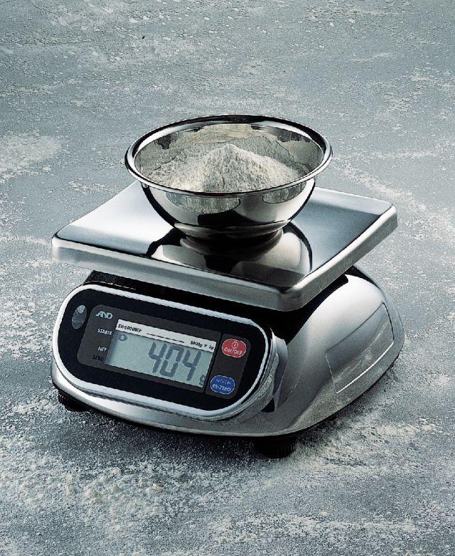 Balance de cuisine professionnelle A&D SK-WP | image 3 on